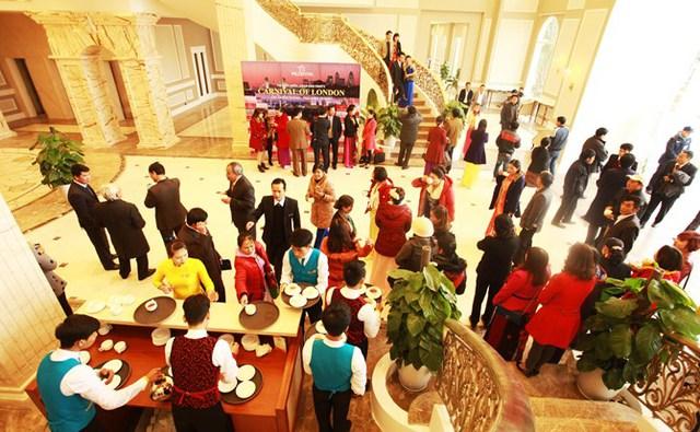 FLC Vĩnh Thịnh Resort là lựa chọn lý tưởng cho việc tổ chức hội thảo, hội nghị