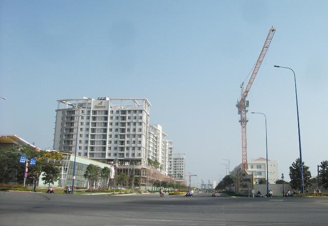 Các dự án BĐS nằm trên tuyến đường cốt lõi của khu đô thị Thủ Thiêm sẽ trở thành những dự án có giá trị cao với hiệu quả đầu tư tăng dần.