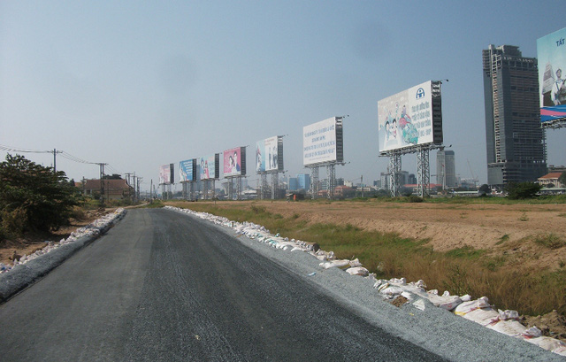 4 tuyến đường chính sau khi hoàn thành cùng với hệ thống giao thông hiện hữu như cầu Thủ Thiêm 1, Đại lộ Đông Tây và các cầu qua sông Sài Gòn theo quy hoạch.