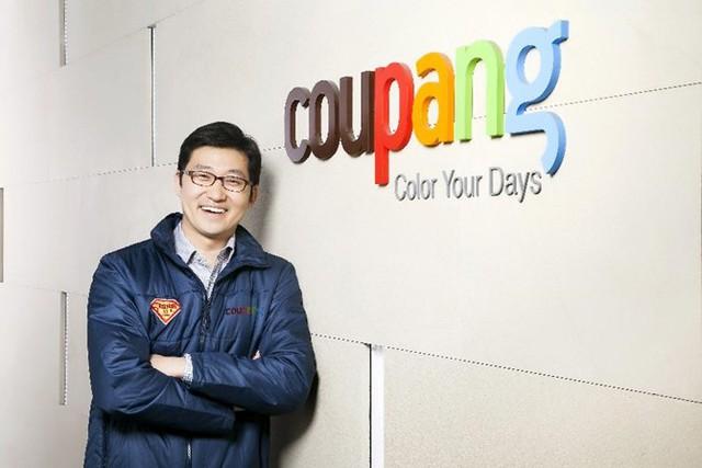 Ảnh: PRNewsFoto / Coupang, SoftBank Corp./AP