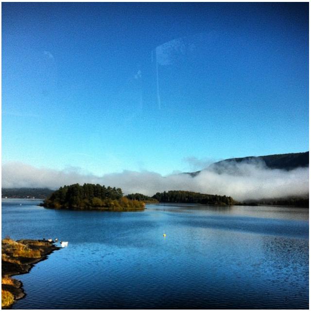 Oslo, Na Uy, nơi Alexandra Andresen sinh ra và lớn lên