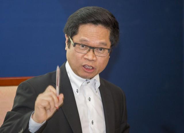 Ông Vũ Tiến Lộc - Ảnh: Việt Dũng