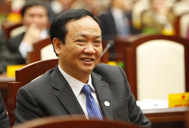 Tân Phó chủ tịch TP Hà Nội Nguyễn Thế Hùng