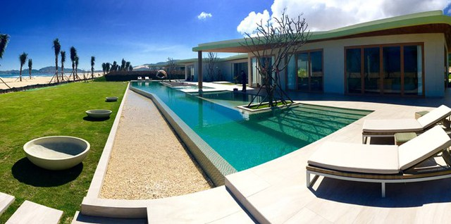 Villas tuyệt đẹp của FLC Quy Nhơn