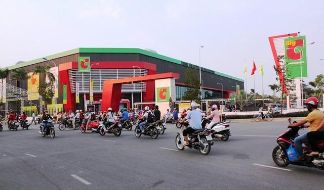BigC Việt Nam được bán khi đang mang lại doanh thu và lợi nhuận tốt cho công ty mẹ tại Pháp. Ảnh: Wikipedia.