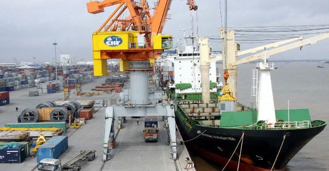 Khoáng sản Hợp Thành là một cổ đông lớn của cảng Vinalines Đình Vũ