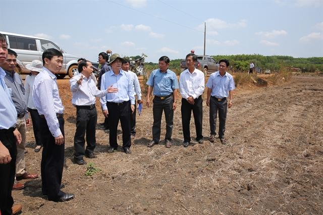 Tình hình hạn hán tại Bình Phước được đánh giá sẽ tiếp tục khốc liệt trong nhiều tháng tới.