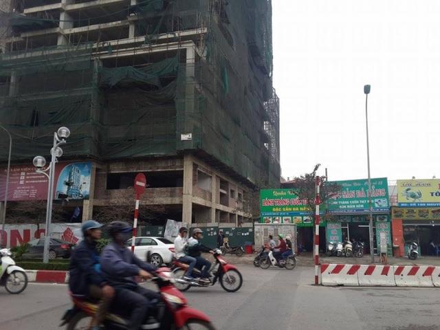 Dự án được hứa hẹn sẽ trở thành một trong những khu chung cư hiện đại tại Hà Nội.