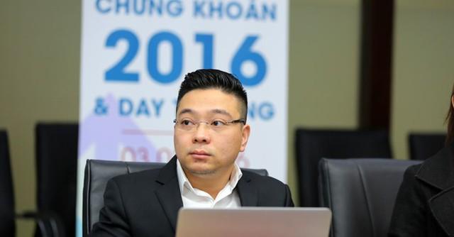 Ông Dương Văn Chung, Giám đốc Đầu tư Công ty chứng khoán MB (MBS)