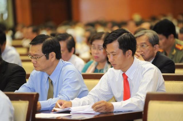 Các đai biểu tham dự hội nghị - Ảnh: Tự Trung