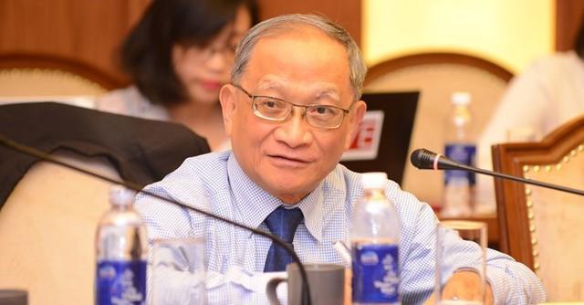 Chuyên gia kinh tế cao cấp Lê Đăng Doanh.