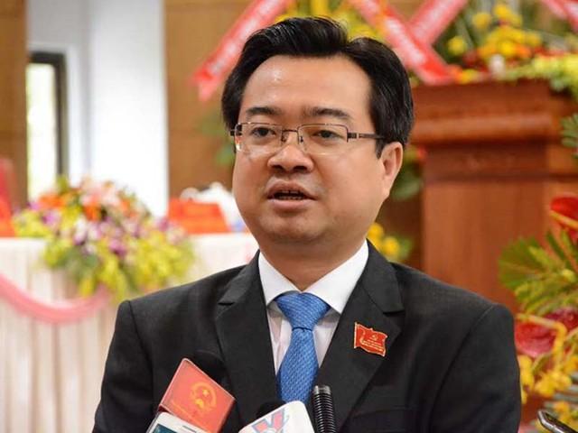 Ông Nguyễn Thanh Nghị - Bí thư Tỉnh ủy Kiên Giang