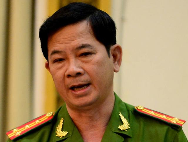Ông Quý trong cuộc trả lời phỏng vấn báo Tuổi Trẻ - Ảnh: Quang Định