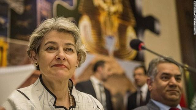Bà Irina Bokova, người đứng đầu UNICEF, cũng là một ứng cử viên sáng giá cho chức Tổng thư ký.