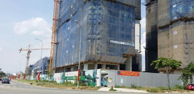 Dự án Estella Heights của Capitaland có vị trí khá đắc địa tại quận 2, đang được xây dựng đền tầng 28.