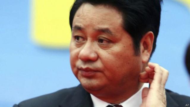 Nghê Phát Khoa, nguyên Phó tỉnh trưởng An Huy