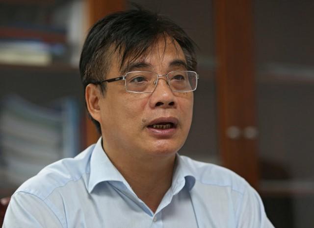 TS Trần Đình Thiên - Ảnh: Trung Hà
