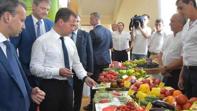 Việc chính phủ Nga cấm nhập khẩu nhiều mặt hàng nước ngoài là động lực để khuyến khích hoạt động sản xuất nông nghiệp trong nước.