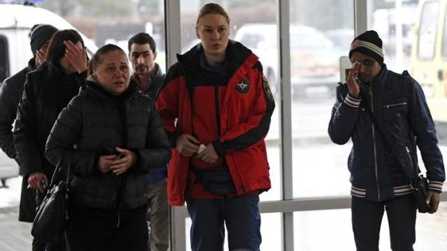 Hiện vẫn chưa có thông báo chính thức về nhân thân những người bị nạn trong vụ tai nạn - Ảnh: Reuters