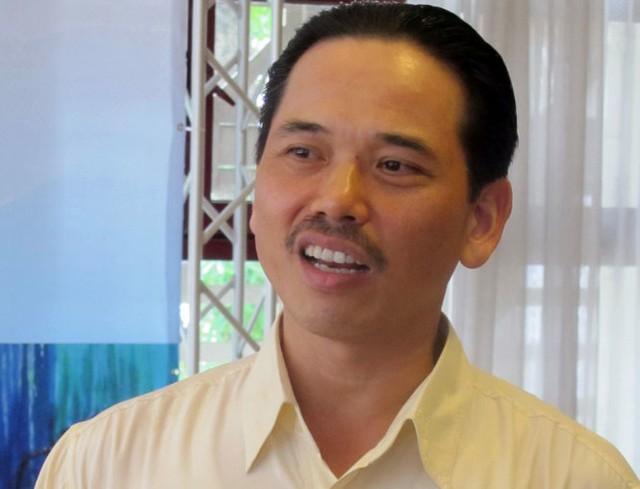 TS Nguyễn Sơn - Ảnh: C.V.K.