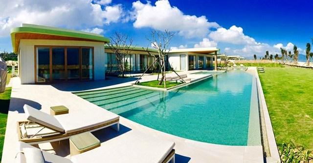 Cận cảnh biệt thự nghỉ dưỡng tại FLC Quy Nhon Beach & Golf Resort