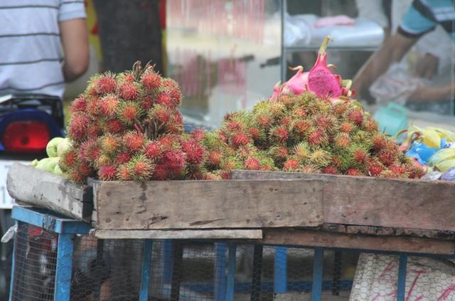 Chôm chôm tăng giá khá mạnh, hiện có giá từ 35.000 -50.000 đồng/kg (Ảnh: PD)