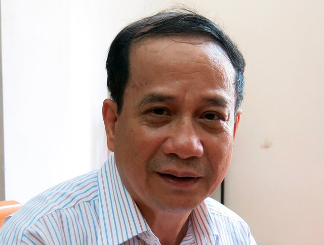 TS Ngô Trí Long - Ảnh: L.Thanh