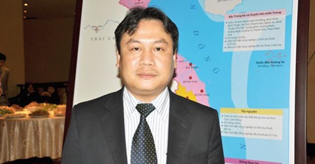 Ông Vũ Đại Thắng, Phó Chủ tịch UBND tỉnh Hà Nam