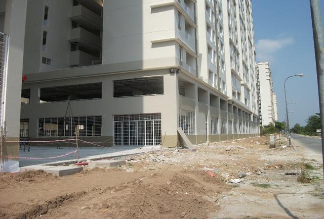 Theo Ban quản lý đầu tư xây dựng khu đô thị mới Thủ Thiêm, do ảnh hưởng của thị trường bất động sản thời gian trước nên tiến độ thu hút đầu tư, triển khai xây dựng các dự án thành phần trong khu đô thị mới này còn chậm.