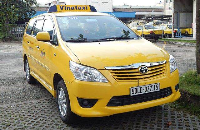 Vinataxi đang có 400 xe hoạt động tại Thành phố Hồ Chí Minh
