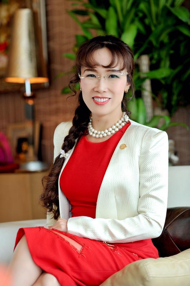 Bà Nguyễn Thị Phương Thảo - CEO VietJet