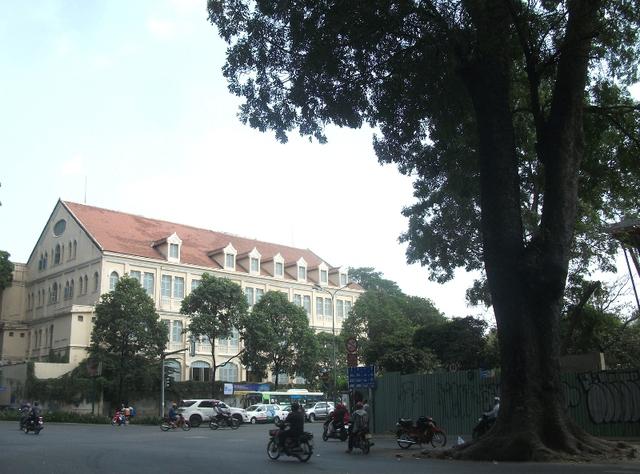 Ngã tư Tôn Đức Thắng - Lý Tự Trọng - Nguyễn Hữu Cảnh sẽ thay đổi khi tuyến metro đi qua