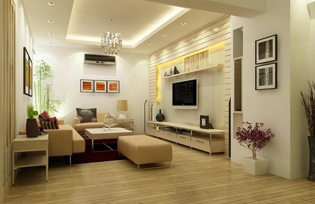 Ở chúng cư bạn sẽ được tận hưởng một không gian sống hiện đại và tiện nghi nhất.
