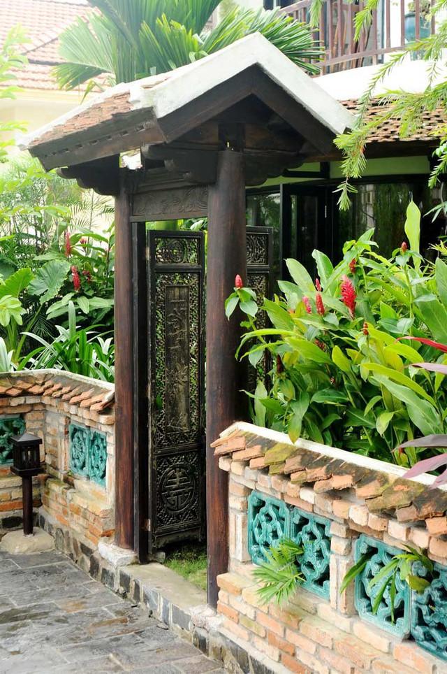 Khác với nhiều người, Hồng Nhung chọn cho mình một không gian sống riêng hòa mình vào thiên nhiên.