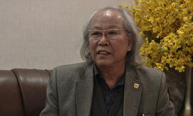 Ông Vũ Xuân Do Trưởng ban quản trị Chung cư