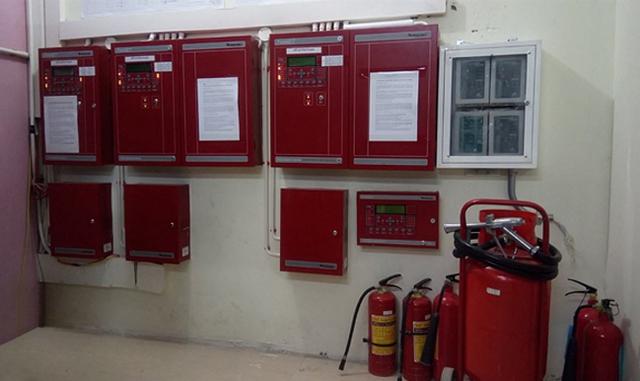 Hệ thống an ninh và hệ thống cứu hỏa cần phải được đặc biệt quan tâm.