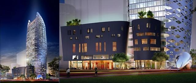 Dự án Khu phức hợp Lavenue Complex tại TP.HCM