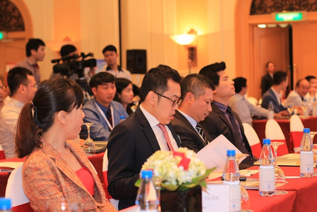 Hàng trăm khách mời tham gia Diễn đàn giá trị thực BĐS Việt Nam