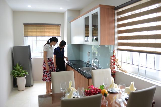 Căn hộ cho thuê tại khu đô thị Bamboo Garden
