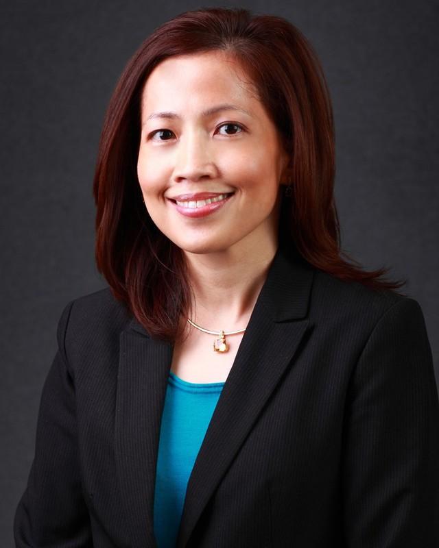 Sigrid Zialcita, Giám đốc điều hành Cushman & Wakefiield Châu Á-TBD