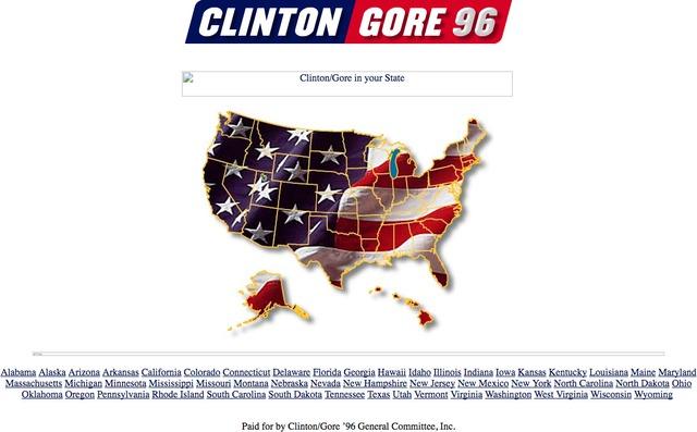 Ngày nay, có nhiều cách để xác định vị trí của người vào website nhưng thời điểm năm 1996, người ta buộc phải khai báo thông tin này
