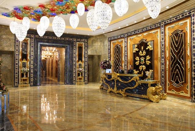 Khách sạn Times Square ở Sài Gòn