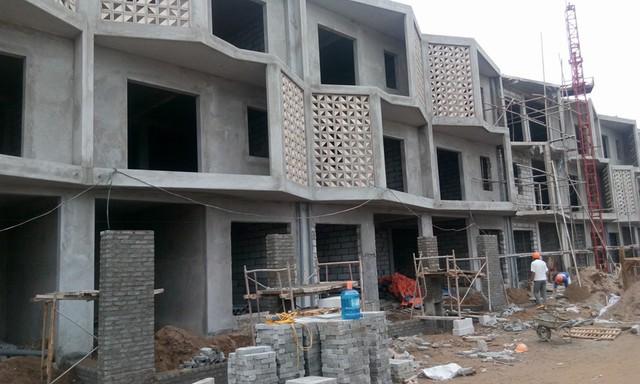Hiện tại với hạ tầng và tiến độ xây dựng đảm bảo, dự án có thể bàn giao nhà cho khách hàng trong năm nay.