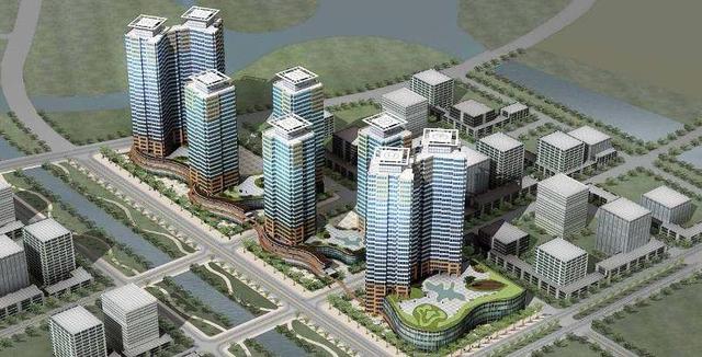 Xi Thủ Thiêm có diện tích đất rộng 40.148 m2 và tổng diện tích sàn xây dựng dự kiến 232.439 m2.