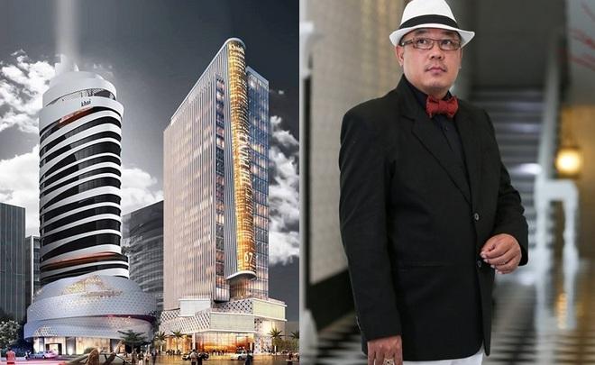 Doanh nhân Hoàng Khải đang muốn tạo nên những dự án, công trình mang tính biểu tượng, có hồn tại trung tâm tài chính, thương mại Phú Mỹ Hưng