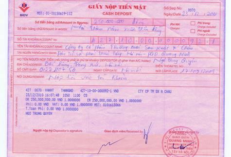 PGĐ BIDV Tây Hà Nội lên tiếng về vụ bị khách tố chiếm 800 triệu đồng (2)