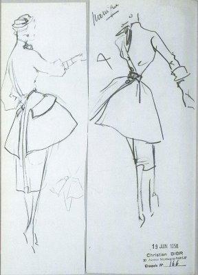 Christian Dior - Phù thủy thế giới thời trang mê hoặc phụ nữ toàn thế giới (2)
