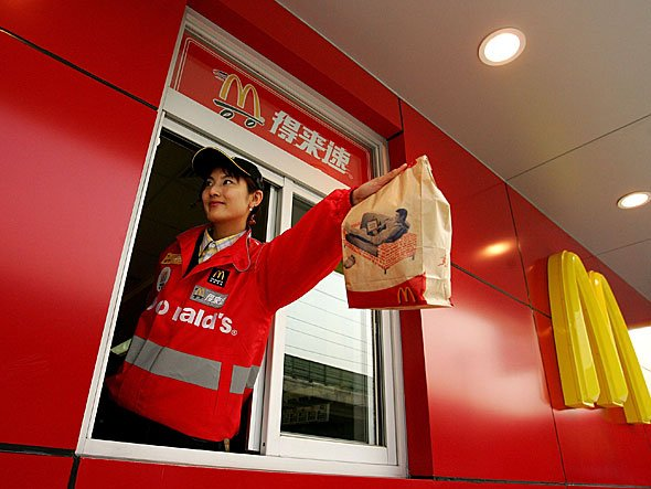 McDonald's has 761,000 employees worldwide, that's more than the population of Luxembourg