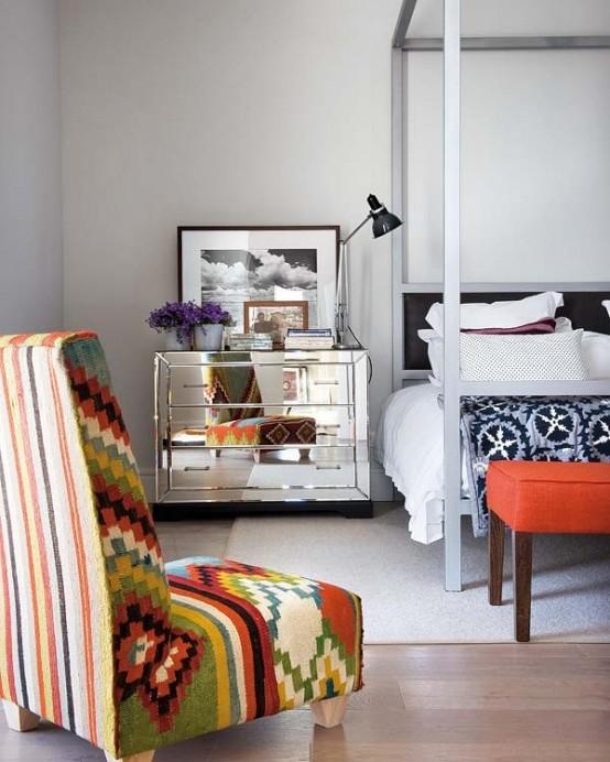 Đẹp ngẩn ngơ với ngôi nhà màu sắc phong cách Pháp (12)