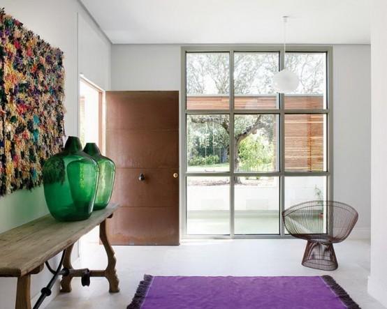 Đẹp ngẩn ngơ với ngôi nhà màu sắc phong cách Pháp (3)